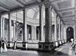 Рисунок салона «Реформ Клуба»